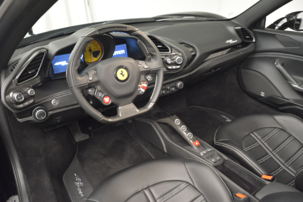 Used 2016 Ferrari 488 Spider for sale Sold at Alfa Romeo of Greenwich in Greenwich CT 06830 25