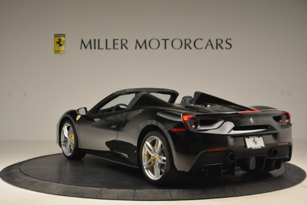 Used 2016 Ferrari 488 Spider for sale Sold at Alfa Romeo of Greenwich in Greenwich CT 06830 5