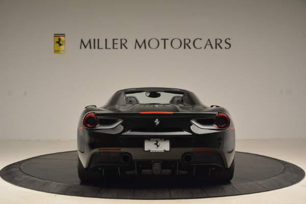 Used 2016 Ferrari 488 Spider for sale Sold at Alfa Romeo of Greenwich in Greenwich CT 06830 6
