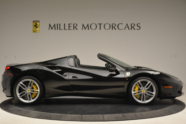 Used 2016 Ferrari 488 Spider for sale Sold at Alfa Romeo of Greenwich in Greenwich CT 06830 9
