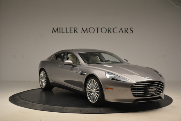 Used 2014 Aston Martin Rapide S for sale Sold at Alfa Romeo of Greenwich in Greenwich CT 06830 11
