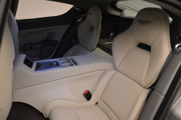 Used 2014 Aston Martin Rapide S for sale Sold at Alfa Romeo of Greenwich in Greenwich CT 06830 19