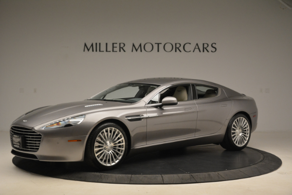 Used 2014 Aston Martin Rapide S for sale Sold at Alfa Romeo of Greenwich in Greenwich CT 06830 2