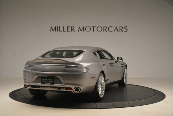 Used 2014 Aston Martin Rapide S for sale Sold at Alfa Romeo of Greenwich in Greenwich CT 06830 7