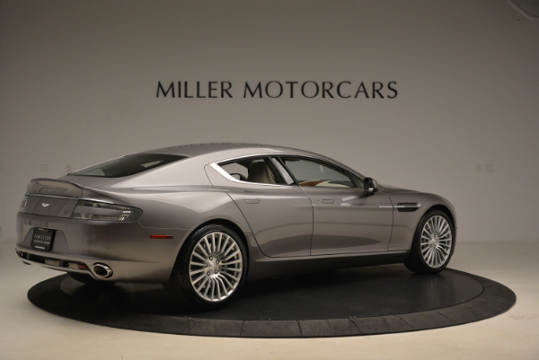 Used 2014 Aston Martin Rapide S for sale Sold at Alfa Romeo of Greenwich in Greenwich CT 06830 8