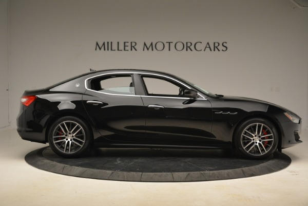 New 2018 Maserati Ghibli S Q4 for sale Sold at Alfa Romeo of Greenwich in Greenwich CT 06830 10