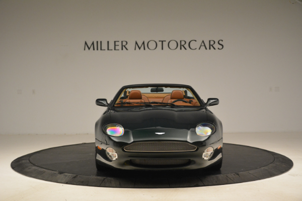 Used 2003 Aston Martin DB7 Vantage Volante for sale Sold at Alfa Romeo of Greenwich in Greenwich CT 06830 12