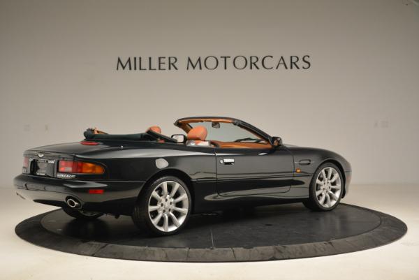 Used 2003 Aston Martin DB7 Vantage Volante for sale Sold at Alfa Romeo of Greenwich in Greenwich CT 06830 8