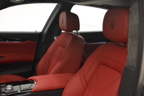 New 2018 Maserati Quattroporte S Q4 GranLusso for sale Sold at Alfa Romeo of Greenwich in Greenwich CT 06830 21