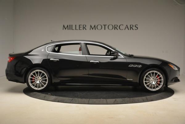 New 2018 Maserati Quattroporte S Q4 GranLusso for sale Sold at Alfa Romeo of Greenwich in Greenwich CT 06830 12