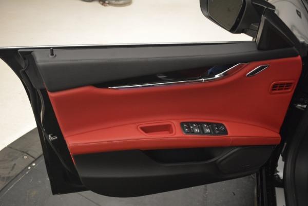 New 2018 Maserati Quattroporte S Q4 GranLusso for sale Sold at Alfa Romeo of Greenwich in Greenwich CT 06830 19