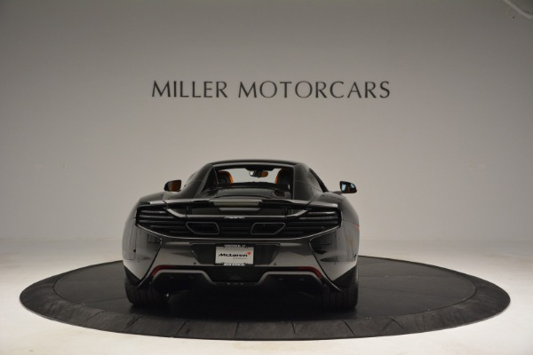 Used 2015 McLaren 650S Spider for sale Sold at Alfa Romeo of Greenwich in Greenwich CT 06830 17
