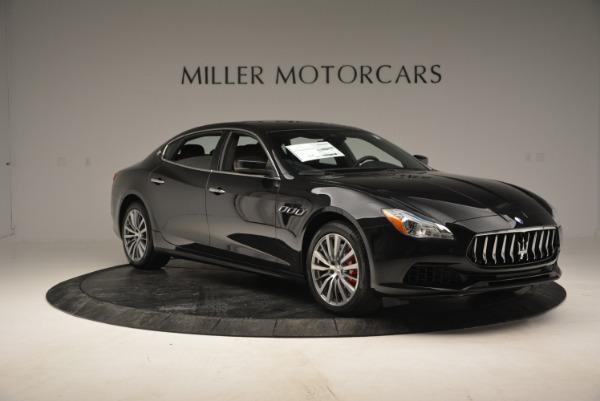 New 2018 Maserati Quattroporte S Q4 for sale Sold at Alfa Romeo of Greenwich in Greenwich CT 06830 11