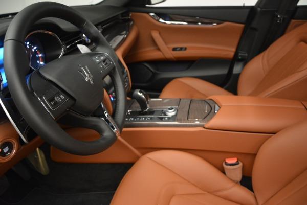 New 2018 Maserati Quattroporte S Q4 for sale Sold at Alfa Romeo of Greenwich in Greenwich CT 06830 14