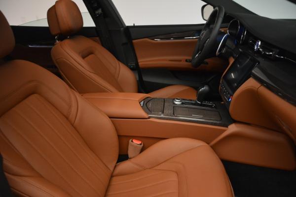 New 2018 Maserati Quattroporte S Q4 for sale Sold at Alfa Romeo of Greenwich in Greenwich CT 06830 18