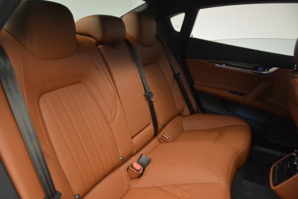 New 2018 Maserati Quattroporte S Q4 for sale Sold at Alfa Romeo of Greenwich in Greenwich CT 06830 25
