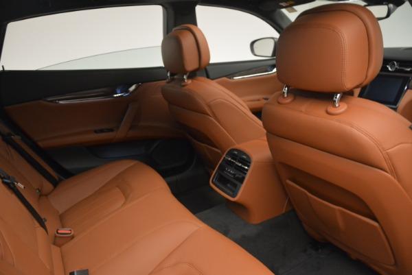 New 2018 Maserati Quattroporte S Q4 for sale Sold at Alfa Romeo of Greenwich in Greenwich CT 06830 28