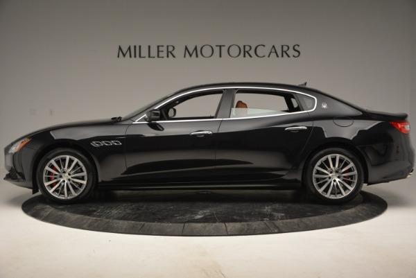 New 2018 Maserati Quattroporte S Q4 for sale Sold at Alfa Romeo of Greenwich in Greenwich CT 06830 3