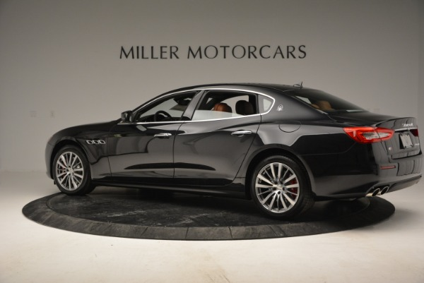 New 2018 Maserati Quattroporte S Q4 for sale Sold at Alfa Romeo of Greenwich in Greenwich CT 06830 4