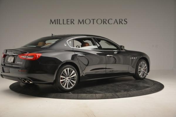 New 2018 Maserati Quattroporte S Q4 for sale Sold at Alfa Romeo of Greenwich in Greenwich CT 06830 8