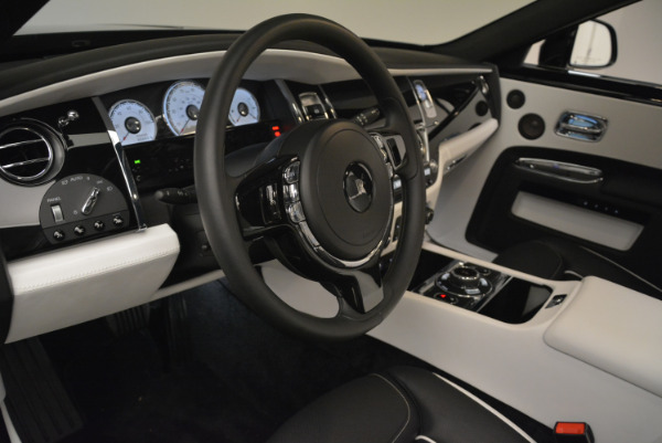 Used 2017 Rolls-Royce Ghost Black Badge for sale Sold at Alfa Romeo of Greenwich in Greenwich CT 06830 18