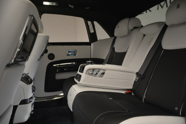 Used 2017 Rolls-Royce Ghost Black Badge for sale Sold at Alfa Romeo of Greenwich in Greenwich CT 06830 24