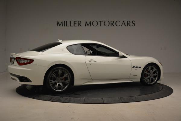 Used 2016 Maserati GranTurismo Sport for sale Sold at Alfa Romeo of Greenwich in Greenwich CT 06830 10