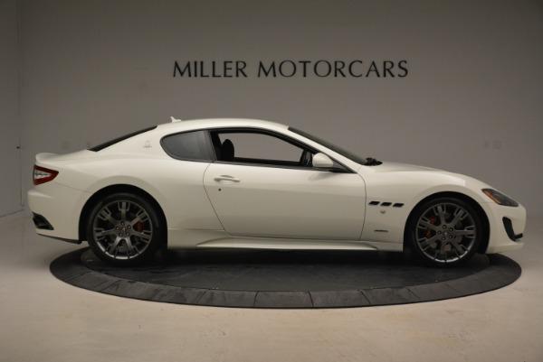 Used 2016 Maserati GranTurismo Sport for sale Sold at Alfa Romeo of Greenwich in Greenwich CT 06830 11