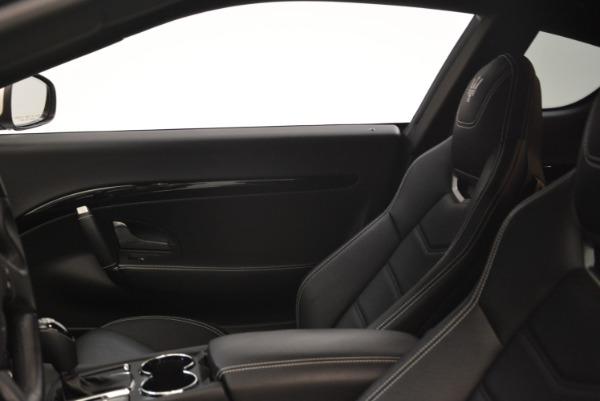Used 2016 Maserati GranTurismo Sport for sale Sold at Alfa Romeo of Greenwich in Greenwich CT 06830 15