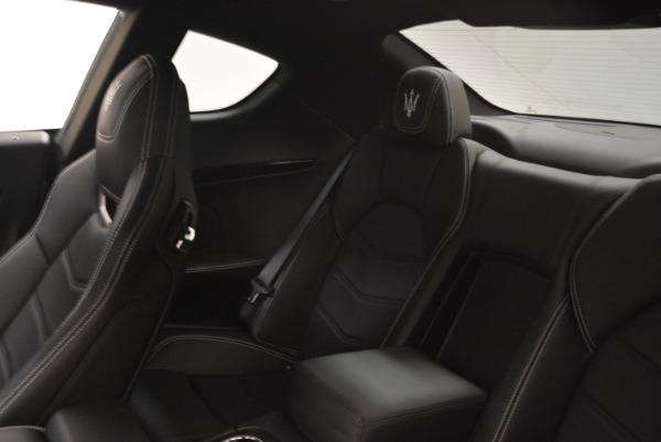Used 2016 Maserati GranTurismo Sport for sale Sold at Alfa Romeo of Greenwich in Greenwich CT 06830 22