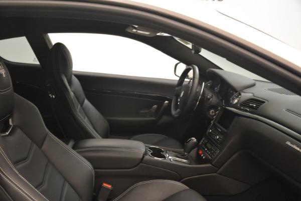 Used 2016 Maserati GranTurismo Sport for sale Sold at Alfa Romeo of Greenwich in Greenwich CT 06830 24