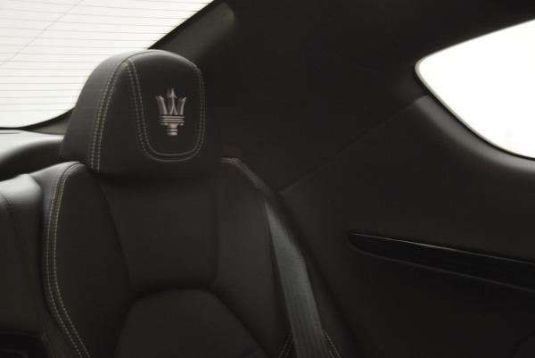 Used 2016 Maserati GranTurismo Sport for sale Sold at Alfa Romeo of Greenwich in Greenwich CT 06830 28