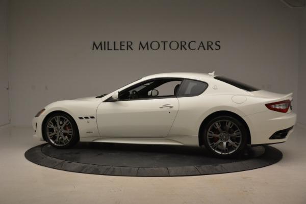 Used 2016 Maserati GranTurismo Sport for sale Sold at Alfa Romeo of Greenwich in Greenwich CT 06830 4