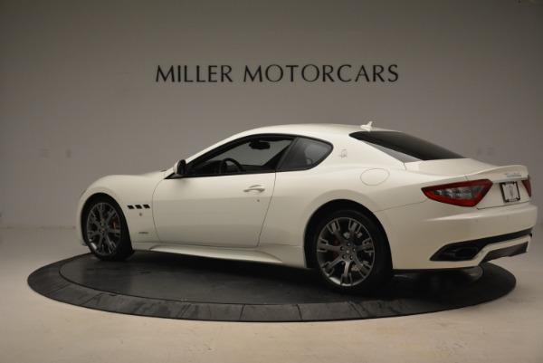 Used 2016 Maserati GranTurismo Sport for sale Sold at Alfa Romeo of Greenwich in Greenwich CT 06830 5