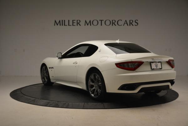 Used 2016 Maserati GranTurismo Sport for sale Sold at Alfa Romeo of Greenwich in Greenwich CT 06830 6