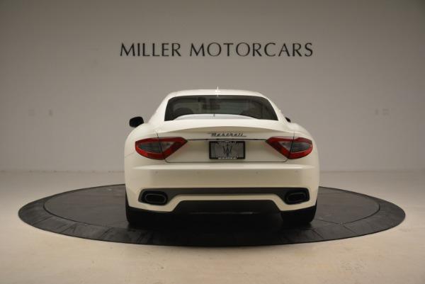 Used 2016 Maserati GranTurismo Sport for sale Sold at Alfa Romeo of Greenwich in Greenwich CT 06830 7