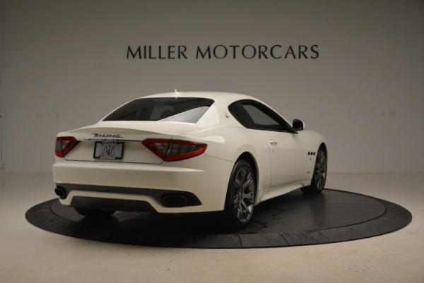 Used 2016 Maserati GranTurismo Sport for sale Sold at Alfa Romeo of Greenwich in Greenwich CT 06830 8
