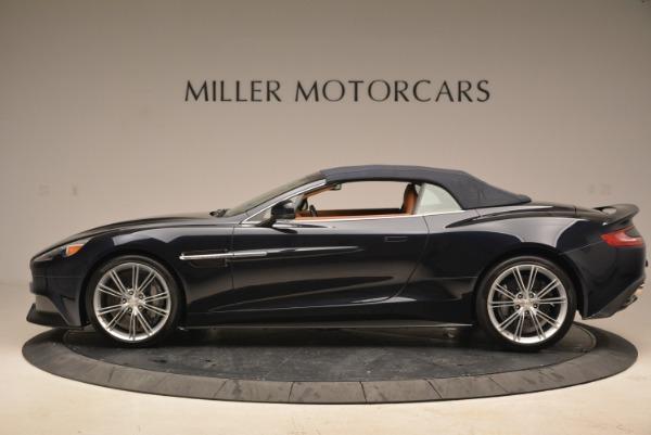 Used 2014 Aston Martin Vanquish Volante for sale Sold at Alfa Romeo of Greenwich in Greenwich CT 06830 15