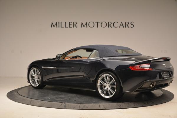Used 2014 Aston Martin Vanquish Volante for sale Sold at Alfa Romeo of Greenwich in Greenwich CT 06830 16