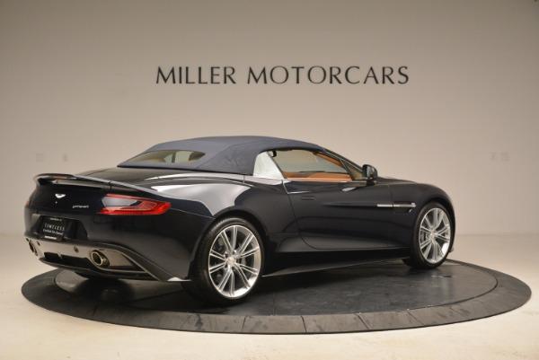 Used 2014 Aston Martin Vanquish Volante for sale Sold at Alfa Romeo of Greenwich in Greenwich CT 06830 19