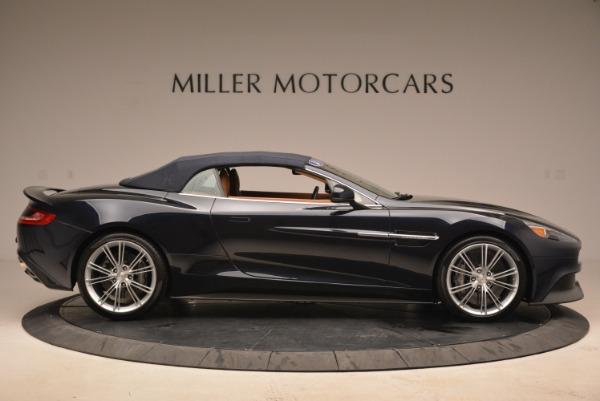 Used 2014 Aston Martin Vanquish Volante for sale Sold at Alfa Romeo of Greenwich in Greenwich CT 06830 20