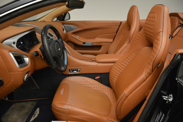 Used 2014 Aston Martin Vanquish Volante for sale Sold at Alfa Romeo of Greenwich in Greenwich CT 06830 21