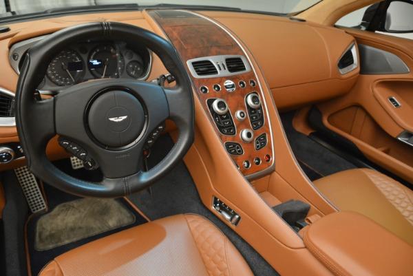 Used 2014 Aston Martin Vanquish Volante for sale Sold at Alfa Romeo of Greenwich in Greenwich CT 06830 22