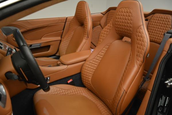 Used 2014 Aston Martin Vanquish Volante for sale Sold at Alfa Romeo of Greenwich in Greenwich CT 06830 23