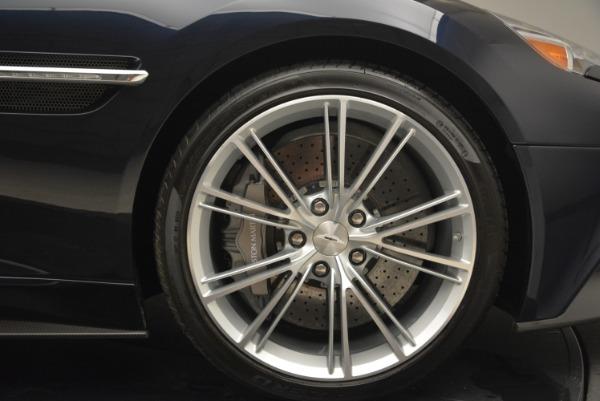 Used 2014 Aston Martin Vanquish Volante for sale Sold at Alfa Romeo of Greenwich in Greenwich CT 06830 28