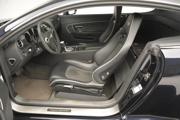 Used 2010 Bentley Continental Supersports for sale Sold at Alfa Romeo of Greenwich in Greenwich CT 06830 22