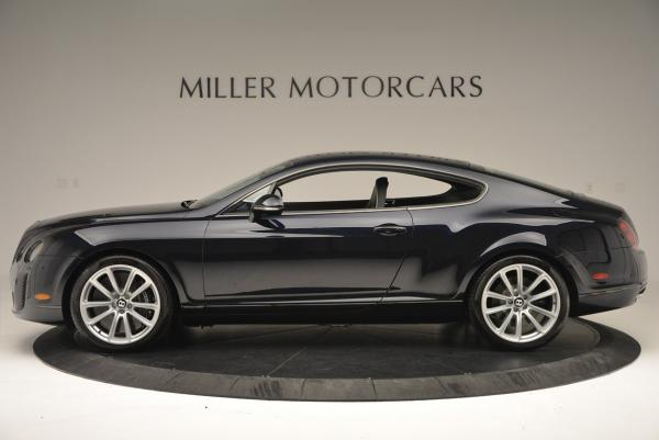 Used 2010 Bentley Continental Supersports for sale Sold at Alfa Romeo of Greenwich in Greenwich CT 06830 3