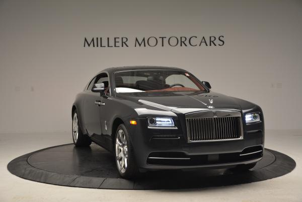 Used 2016 Rolls-Royce Wraith for sale Sold at Alfa Romeo of Greenwich in Greenwich CT 06830 11