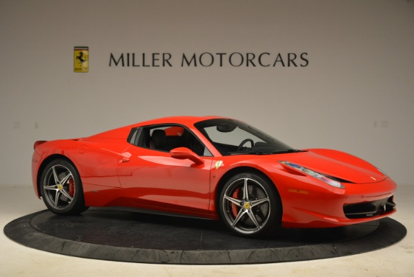 Used 2014 Ferrari 458 Spider for sale Sold at Alfa Romeo of Greenwich in Greenwich CT 06830 22