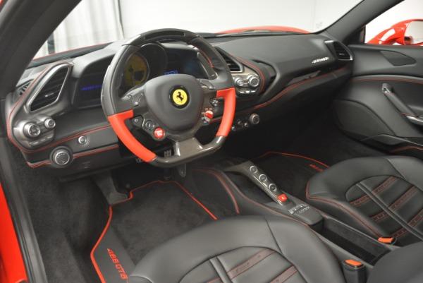 Used 2016 Ferrari 488 GTB for sale Sold at Alfa Romeo of Greenwich in Greenwich CT 06830 13